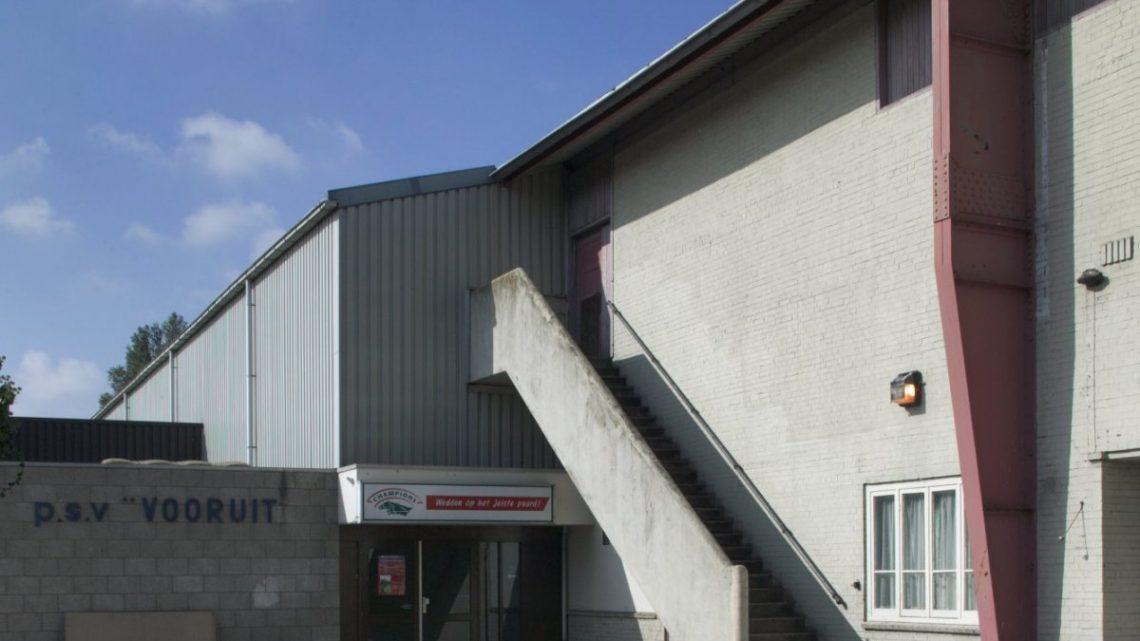 Betonnen traptreden nodig?